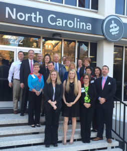 NCMS Hosts Successful NC Medical Group Managers Advocacy Conference