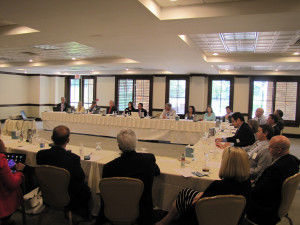 NCMS Board of Directors Discuss Issues of Note